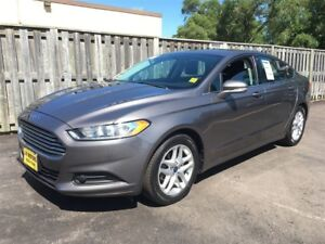 2013 Ford Fusion SE, Automatic, Bluetooth,