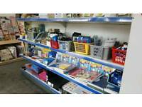 Gondola Shop Display Shelving units