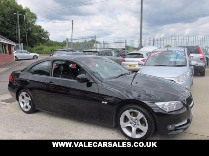 2011 11 BMW 3 SERIES 2.0 320D SE COUPE **FULL LEATHER**