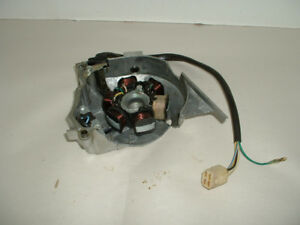 Z-Star 50cc Engine - generator stator - for parts