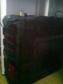 Gaming PC & Monitor