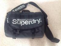 Super dry shoulder/messenger bag