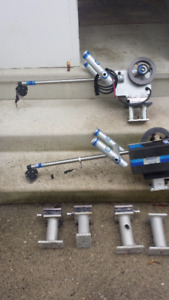 Speedtrol Down Riggers For Sale