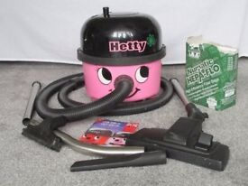 Henry Type Vacuum