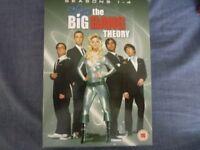 The Big Bang Theory DVD set