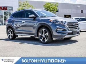 2017 Hyundai Tucson SE 1.6T AWD|Leather|Panoroof|Camera|Htd Seat