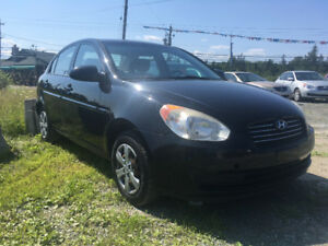 2008 Hyundai Accent GL Sedan