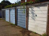 Lock-up Garage for rent