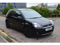 Ford Fiesta MK6 1.6TDCi Zetec Climate ( low mileage & new MOT) Priced to sell