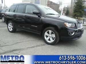 2016 Jeep Compass HIGH ALTITUDE AWD