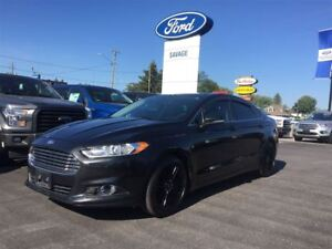 2013 Ford Fusion SE|  LEATHER| ROOF| NAV