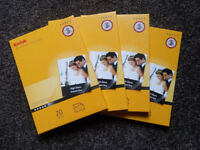 Kodak Ultra Premium Photo Paper 13x18cm 20 sheets