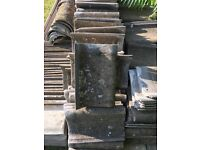Roof Tiles. Second hand Redland 52's. 500 with 500 to follow. Good condition.