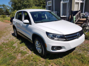 Volkswagon Tiguan TSI 2.0 4motion AWD Turbo