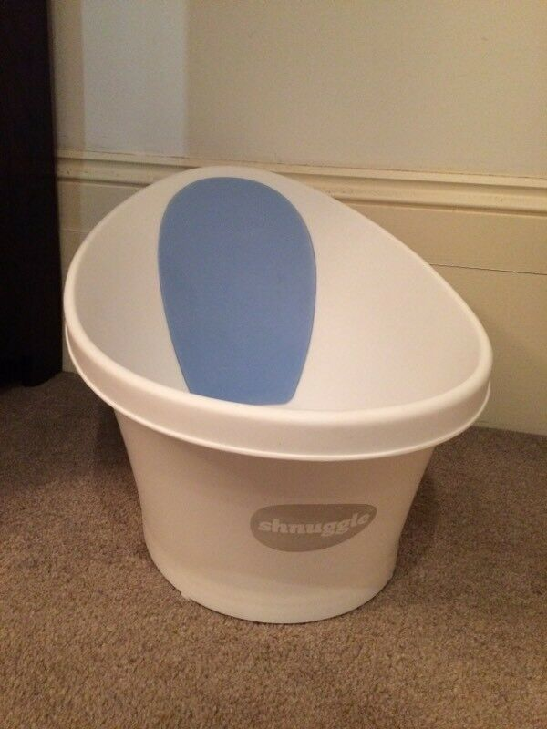 Shnuggle baby bath - blue | in Lambeth, London | Gumtree