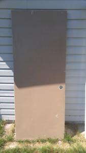"Exterior Doors - All Roughly 32""x80"""