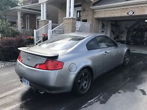 2003 Infiniti G35 Coupe Sport - Reduced from 8000$