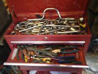 Mechanics tools and roller box