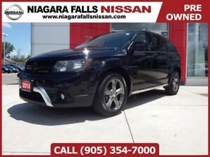 2014 Dodge Journey Crossroad | Media Ctr | Leather