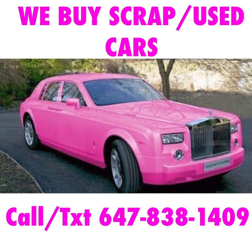 TOP$ Cash for Scrap Cars - Damage& Salvage Call647-838-1409 | Cars ...