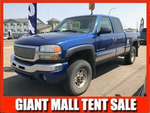 2004 GMC Sierra 2500HD 4x4
