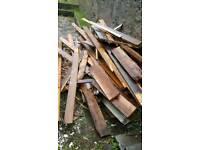 Origional 38mm thick floorboards salvage