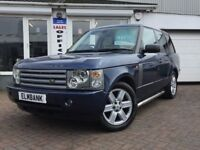2005 05 Land Rover Range Rover 3.0 Td6 AUTO Vogue~LOW MILES~FSH~
