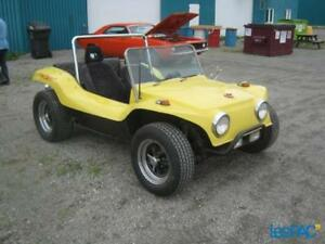 DUNE BUGGY 4 PLACES