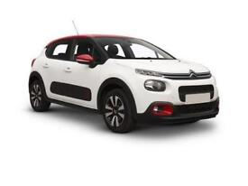 2017 Citroen C3 1.2 PureTech 82 Feel 5 door Petrol Hatchback