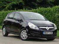 2007 Vauxhall Corsa 1.3CDTi 16v 5dr Club*** LOW MILES 57K + LONG MOT***