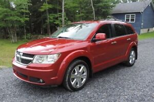 2010 Dodge Journey R/T AWD CUIR 7PASSAGERS