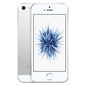 IPhone SE 64 GB Unlocked (silver)
