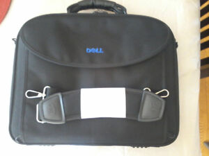 NEW DELL LAPTOP/ACCESSORIES CARRY CASE