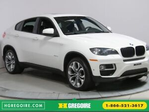 2014 BMW X6 XDRIVE35i A/C CUIR TOITMAGS