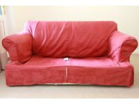 Double Sofa Bed. Fully working. Good condition. FREE on collection.