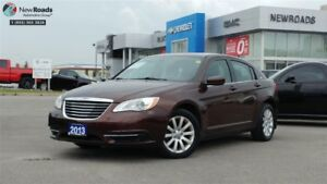 2013 Chrysler 200 LX LX, Auto, Air, Pwr Grp, One Owner, No Ac...