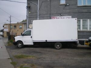 2006 CHEVROLET EXPRESS CUBE (COOL BOX)