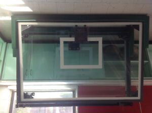 Regulation Glass Backboard