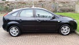 2005 Ford Focus 1.8 TDCi Ghia 5dr Service History HPI Clear @07445775115@