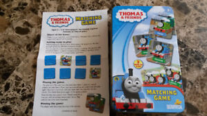 Thomas and Friends Matching Game