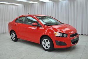 2014 Chevrolet Sonic LS SEDAN w/ BLUETOOTH, A/C & ON-STAR