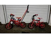 Child bikes £15 each
