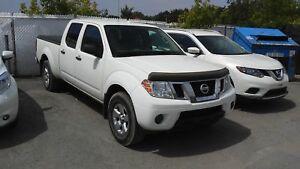 Nissan Frontier SV CREW CAB 4X4 * MAIN LIBRE CELLULAIRE*