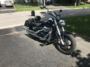 2007 Suzuki boulevard M50 800 fully customized
