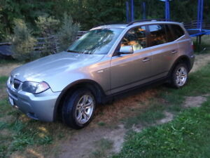 2006 BMW X3 3.0 SUV, Crossover