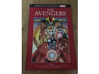 REDUCED Marvel's mightiest heroes - Avengers superheroes hardback book, brand new never read