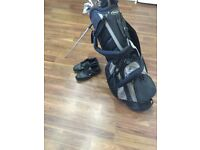 Golf Clubs....... hardly used..... good as new