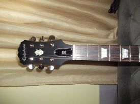 EPIPHONE SG ELECTRIC GUITAR . CLASSIC.MINT CONDITION,,