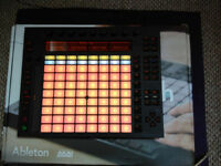 Ableton Push Mk1, Great Condition, inc original charger, box, manual and cable