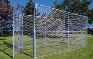Looking for chain link fence panels